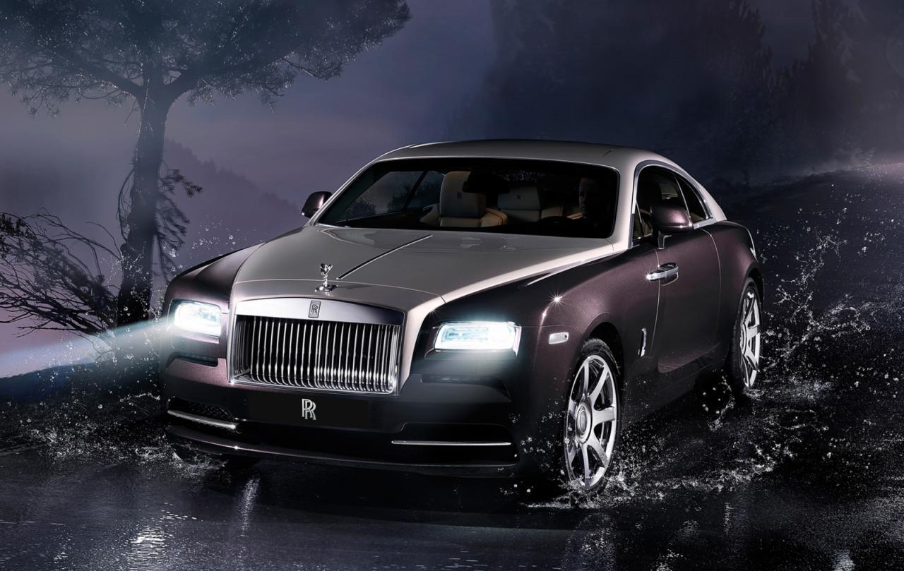 Rolls-Royce Wraith 2013