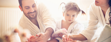 Child self-care is key to helping children relax and develop positive self-esteem