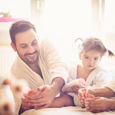 El autocuidado infantil es clave para ayudar a los niños a relajarse y desarrollar una autoestima positiva