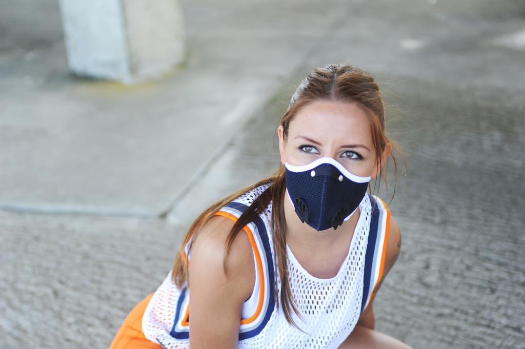 Idawen lanza su mascarilla de uso deportivo con dos tipos de filtros intercambiables