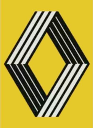 Logos de coches - Renault -1972 1992