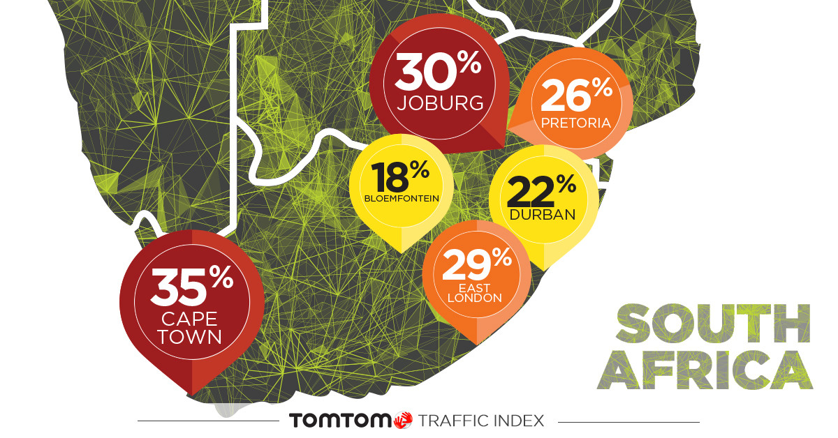 Foto de TomTom Traffic index (1/6)