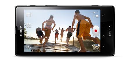 Sony Xperia ion LTE_pantalla