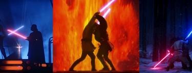 Star Wars: los nueve mejores duelos de sables láser de toda la saga, ordenados de peor a mejor