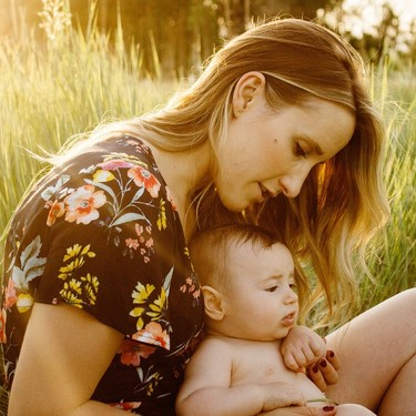 Autoestima para madres recientes: ¡quiérete mucho!