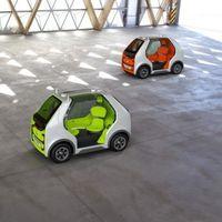 Renault EZ-Pod, la solución de movilidad compartida que le iría muy bien a CDMX en esta época de contingencia