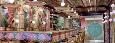 Kaikaya. O cómo unir (con acierto) el tropicalismo brasileño y la tradición japonesa en un restaurante