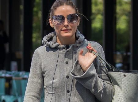 El look con el que Olivia Palermo da la bienvenida al otoño es #WeekendGoals, cómodo y apetecible