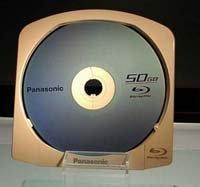 Panasonic comienza la producción de los discos Blu-Ray