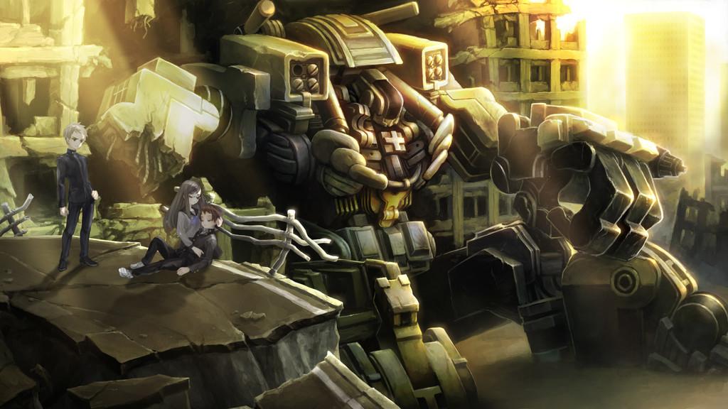 13 Sentinels: Aegis Rim, lo nuevo de los creadores de Odin's Sphere, nos anticipa su apocalíptica historia en un nuevo tráiler