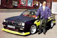 Opel Manta Pick-Up tuning