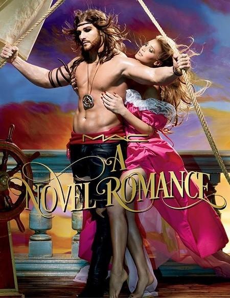 MAC reivindica la novela romántica en su nueva colección otoño 2014