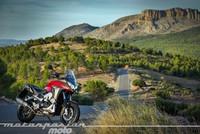 Motorpasión a dos ruedas: prueba Honda VFR800X Crossrunner y la negativa de Casey Stoner