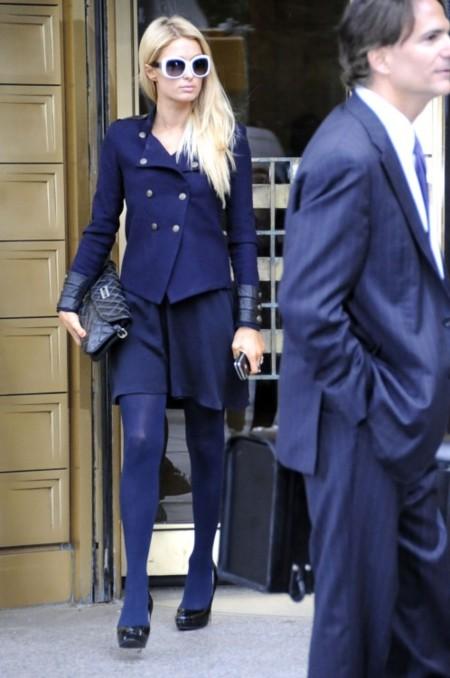 Paris Hilton en el juzgado. Veredicto: ¡espectacular!