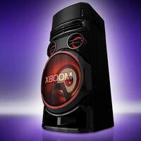 La potencia bestial del Altavoz LG XBOOM RN7, ahora en El Corte Ingles cuesta la mitad. Este altavoz está rebajado a 199 euros