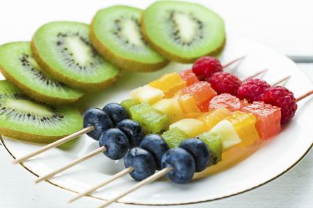 Brochetas de Fruta