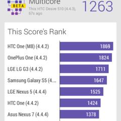 Foto 8 de 19 de la galería htc-desire-510-rendimiento en Xataka Android