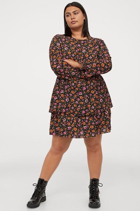 17 vestidos de tallas grandes para lucir de lunes a domingo