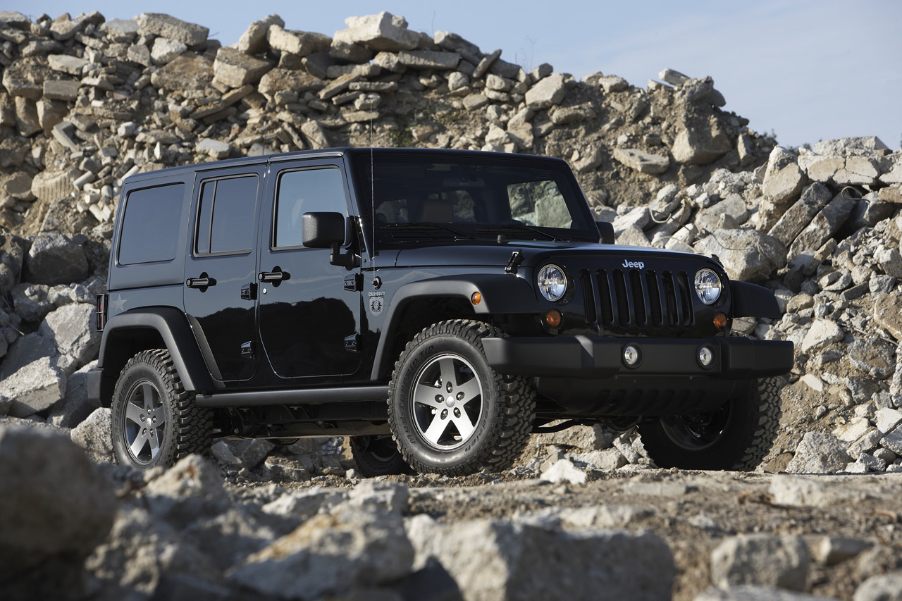 Foto de 2011 Jeep Wrangler Call of Duty: Black Ops Edition (1/3)