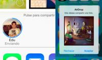 AirDrop, cómo compartir documentos fácilmente por Wi-Fi y Bluetooth con iOS 7