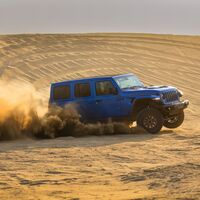 ¡Salvaje! El Jeep Wrangler Rubicon 392 es el Wrangler más bestia con 470 CV y el primer motor V8 en casi 40 años