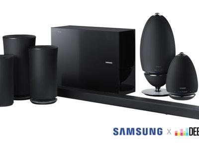 Deezer acerca su modalidad de audio HiFi sin pérdidas a los sistemas de sonido de Samsung