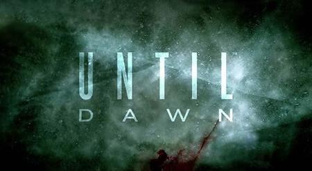 Until Dawn es el gran juego de Sony anunciado en Gamescom
