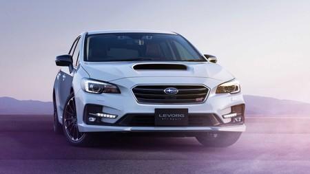 Subaru Levorg STI Sport, el deportivo familiar que te encantará pero que no podrás comprar