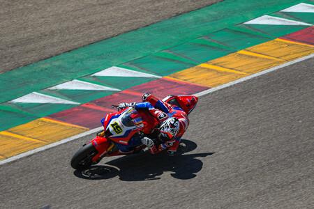 """La Honda CBR1000RR-R sigue sin ser una moto ganadora en Superbikes y Álvaro Bautista lo explica: """"No tenía control de tracción"""""""