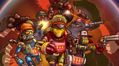 SteamWorld Heist ampliará su contenido en unos días con el pack Outsider
