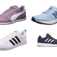 Chollos en tallas sueltas de zapatillas Puma, New Balance o Adidas en Amazon por 30 euros o menos