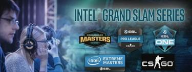 Intel anuncia su Grand Slam de CS:GO en el E3 con 1 millón de dólares para quien domine la escena