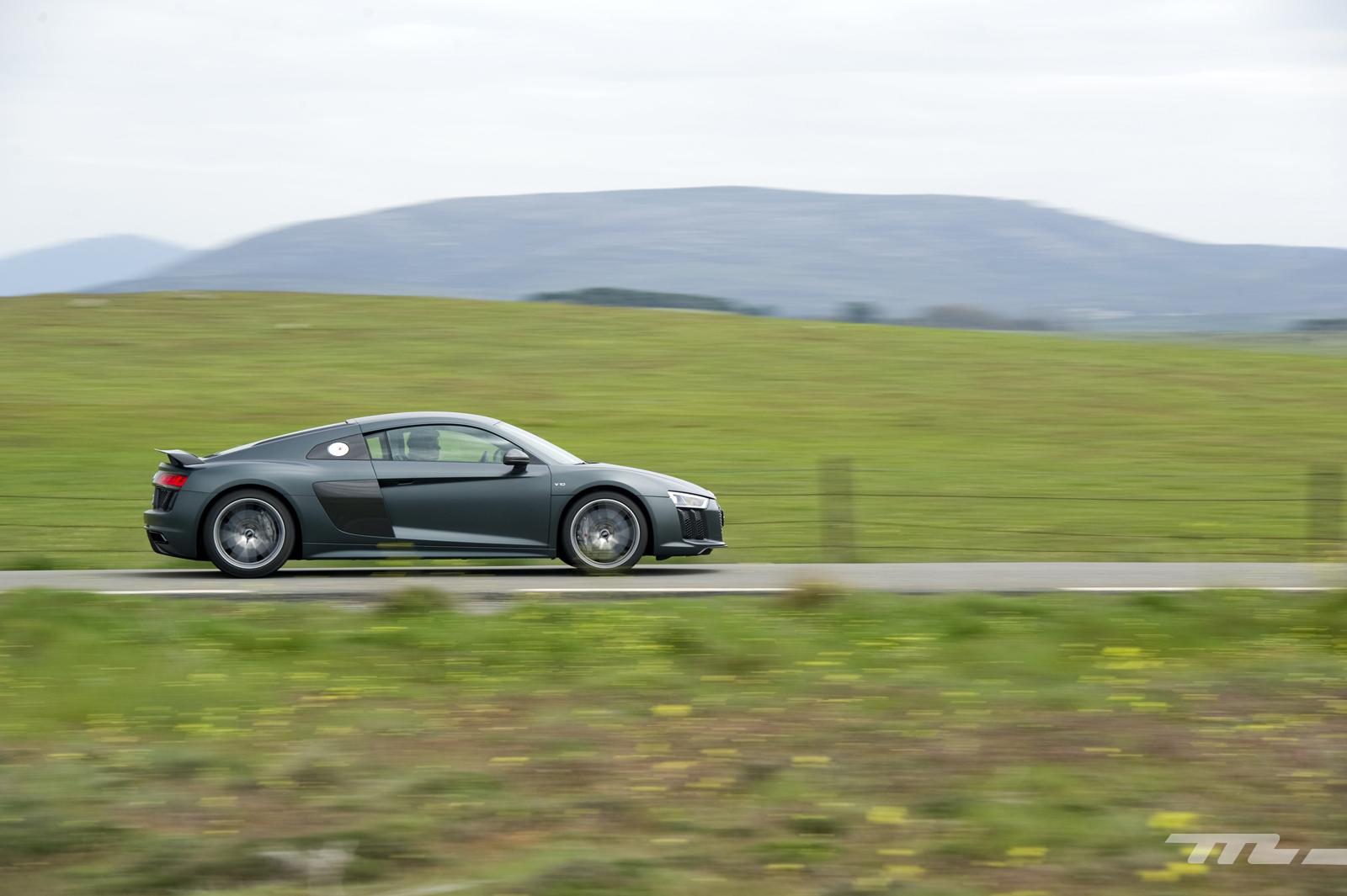 Foto de Audi R8 V10 Plus (prueba) (16/39)