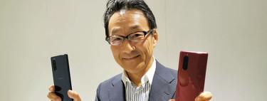 """""""No estamos intentando simplemente imitar lo que hacen las grandes compañías"""" Entrevista con Kishida-san, presidente de Sony Mobile"""