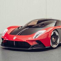El Hongqi S9 es un superdeportivo híbrido italochino de 1.400 CV y 1,5 millones de dólares para rivalizar con el Bugatti Chiron