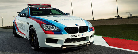 BMW M6 Coupé MotoGP