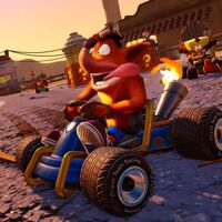 Crash Team Racing Nitro-Fueled se podrá jugar gratis durante unos días en Nintendo Switch con Nintendo Switch Online