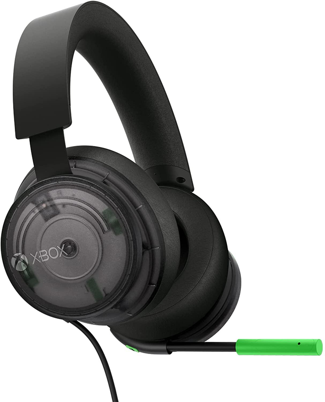 Microsoft Audífonos Alámbricos Xbox - 20° Aniversario - Special Edition