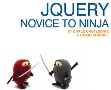 Los libros técnicos son para el verano: jquery Novice to Ninja