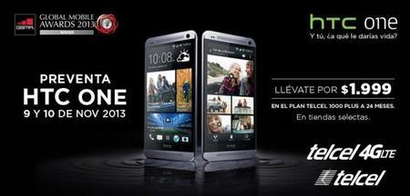 HTC One en México