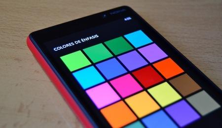 Personalizando Windows Phone