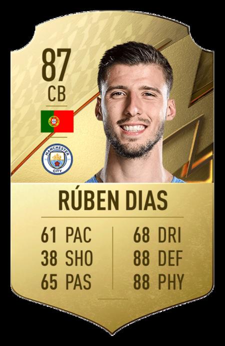 Dias FIFA 22 mejores jugadores premier league