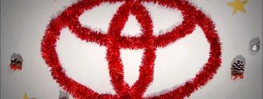 Celebra las fiestas con Toyota: sus mejores spots navideños