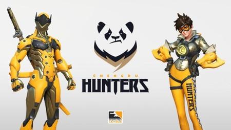 Chengdu Hunters la lía en Twitter y confirma la presencia de los pandas en Overwatch League