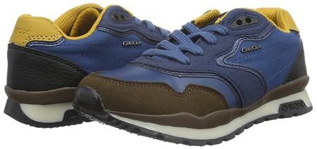 Tallas Sueltas: zapatillas para niños Geox J Pavel C por sólo 20,99 euros