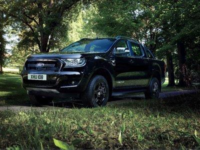 Ford Ranger Black Edition a la conquista del público europeo