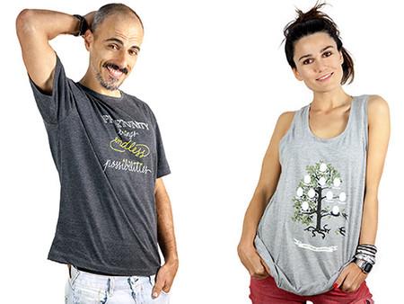 Camisetas Embody