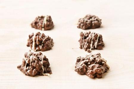 rocas chocolate