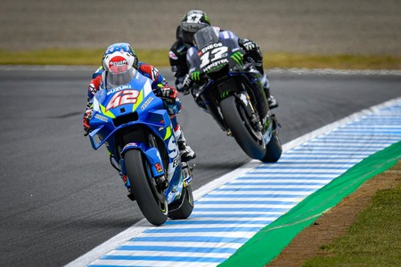 Michelin niega que los nuevos neumáticos de MotoGP estén hechos a medida para Suzuki y Yamaha