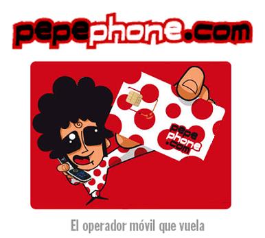 Pepephone rebaja a 4.5 céntimos/minuto sus llamadas si contratas internet